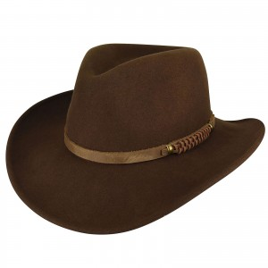 BAILEY® WIND RIVER Bullen Litefelt Western Hat