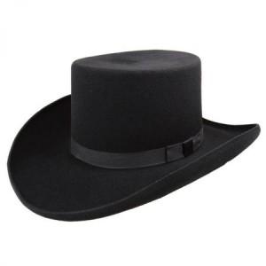 BAILEY DILLINGER FRONTIER 4X HAT