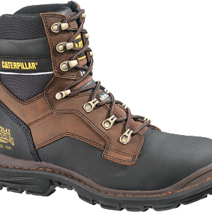 "CATERPILLAR GENERATOR MENS 8 "" WP STEEL TOE EH BOOTS 90014"