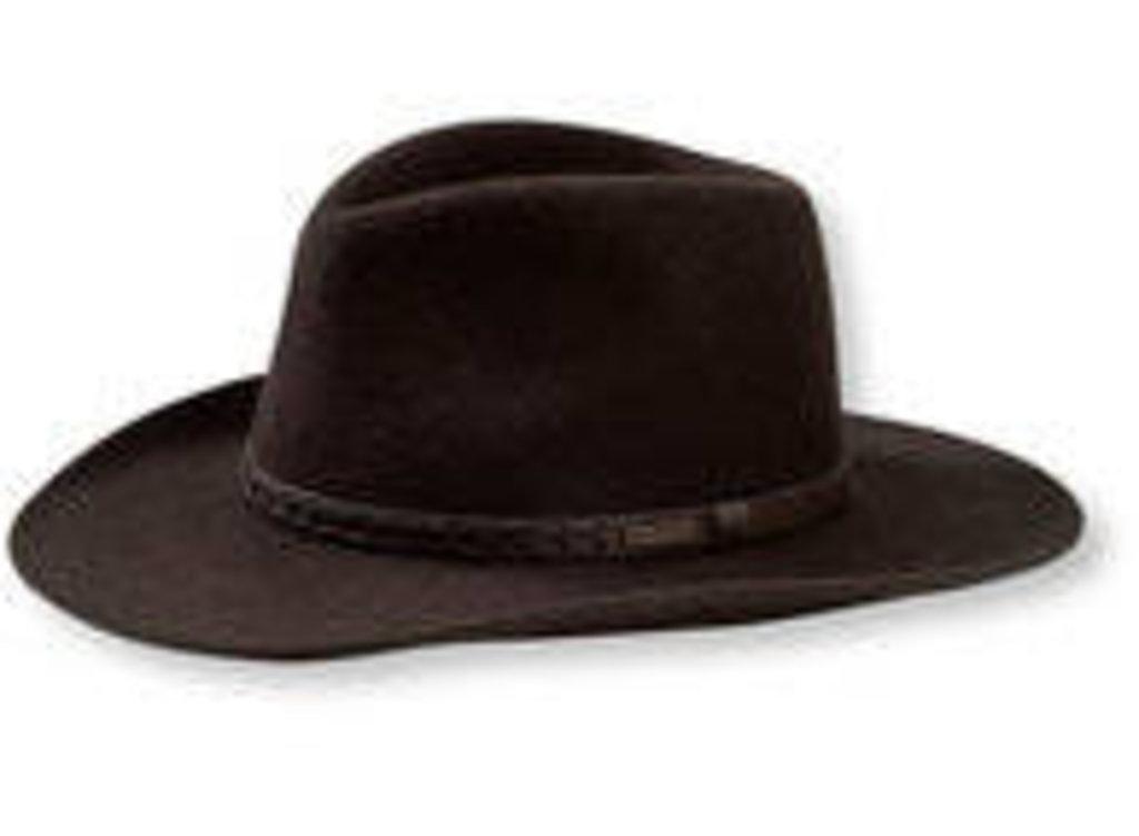 Stetson Sturgis Crushable Wool Hat - Wandrin WestWandrin West 9b5da13dd9a