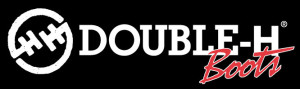 Double-H Boots Logo