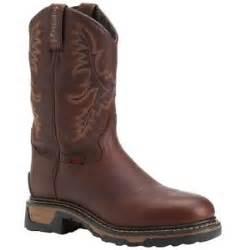 Tony Lama Men's Briar Pitstop Waterproof Western Boots TW1009